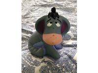 FOR SALE Disney Winnie the Pooh collection Eyore money bank