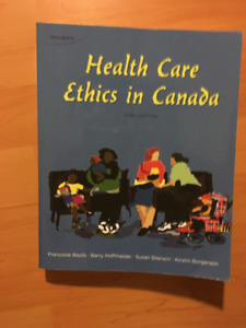 Textbook: Health Care Ethics in Canada