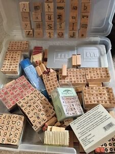 Stamping and scrapbooking items