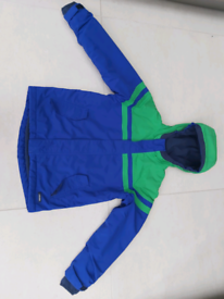 Boys Lands End Squall winter coat, age 8-9 yrs, £25.