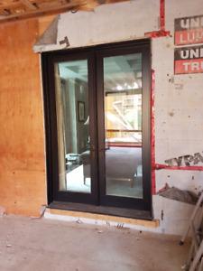 Exterior French Double Door