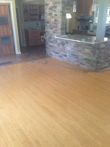 hardwood floor refinishing & sanding London Ontario image 4