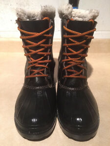 Men's Snow Master Canada Winter Boots Size 9 London Ontario image 5