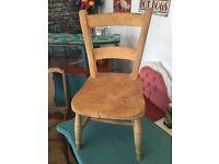 Gorgeous Little Vintage Children's Kids Chair