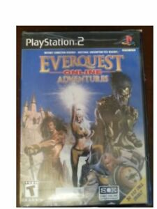 EverQuest Oline Adventure for Play station 2