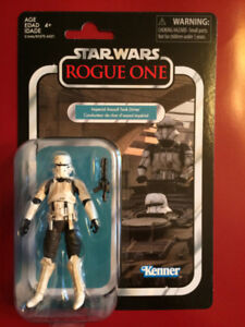 Star Wars Vintage Collection R1 Imperial Assault Tank Driver