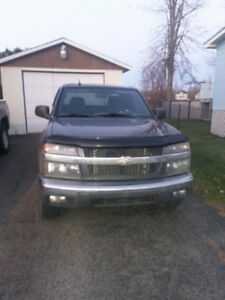 2008 Chevrolet Colorado Camionnette