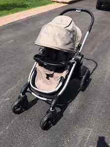 Poussette Baby Jogger city Select et accessoires