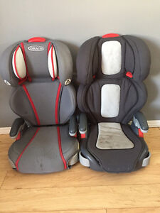 Graco 2 in 1 Booster Seats