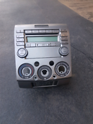 Genuine factory six stacker Bt50 head unit also fits ford ranger Kearneys Spring Toowoomba City Preview