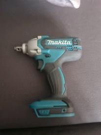 Makita 1/2 impact gun body only