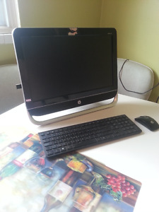 Hp Pavilion 20 All in One Computer