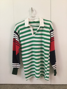 """vintage Canterbury rugby jersey """"ugly"""""""