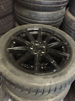 18 inch Winter Package -- Mercedes S / CLS / Audi A4 / A6 5x112