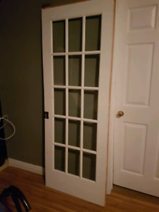 Pocket French Door