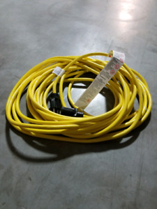 125V 15A Outdoor extension cord