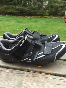 Shimano RO78 road bike shoes size 43
