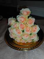 Assorted Roses with real rose look in Mississauga