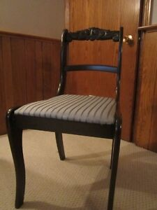 2 Antique Chairs for Sale Kitchener / Waterloo Kitchener Area image 4