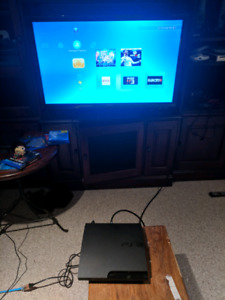 ps3 and 9 games