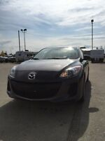 2013 MAZDA 3 GS SKY private sale! $135 b/w