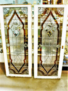Gorgeous stained glass windows