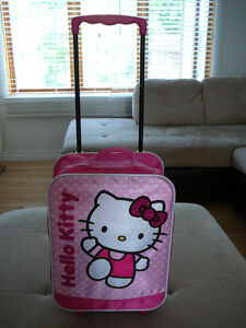"""Valise """"Kitty"""" West Island Greater Montréal image 2"""