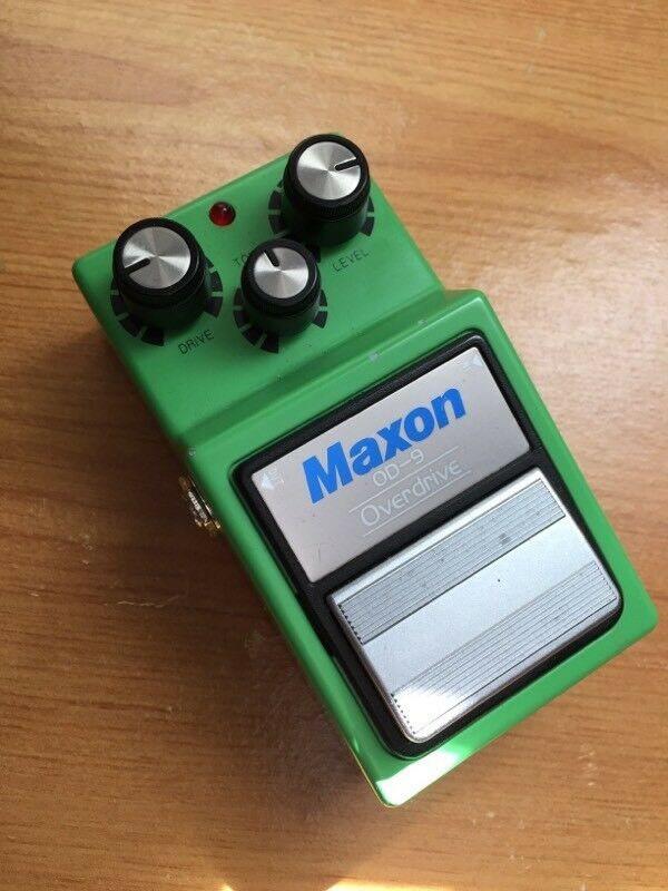 Maxon OD9 Tube Screamer TS9 overdrive Effects and boost pedal | in Canary  Wharf, London | Gumtree