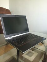 Dell latitude Intel core i5,4GB memory HDMI