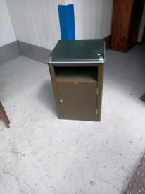 How dens metal storage cupboard