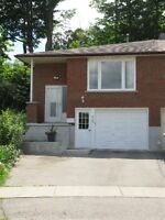 $1400/m inclusuve, main level house for lease