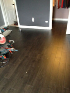 12.mm AC4 Laminate Flooring Sale! $2.99/sqf INSTALLED (insured)