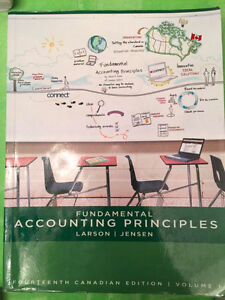 Fundamental Accounting Principles, Volume 1, Larson, Kermit
