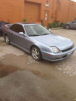 2001 HONDA PRELUDE SE COUPE FOR SALE AT PAWN TRADERS- SAFTIED!!