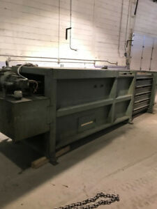 Maren Model 60 Horizontal Baler