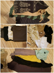 Women's medium lot (dressier work clothes)