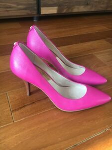 Hot pink high heels size 6 (36) (Michael Kors and Zara)