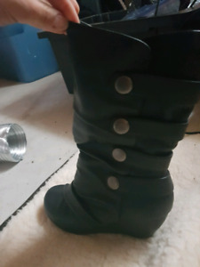 Beautiful ladies boots from spring size 8