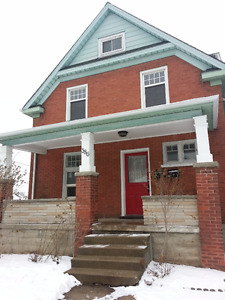 2 STORY, 2+1 BEDROOMS, 2 BATHROOMS, NEWLY RENOVATED, BACKYARD