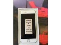 Iphone 6 16gb ee virgin orange tmobile
