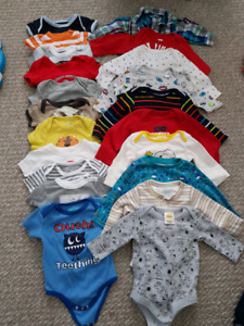 3-6 and 6 month boy lot