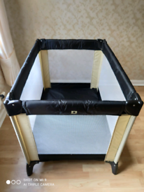 Travel cot - AWAITING COLLECTION