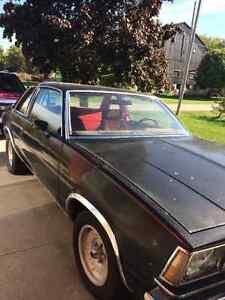 1978 Chevrolet Malibu Coupe (2 door) Stratford Kitchener Area image 3