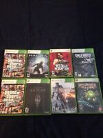 Xbox 360 games (cheap) (can deliver)