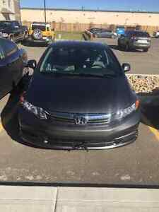 2012 Honda Civic EX-L Sedan REDUCED PRICE *No Taxes*