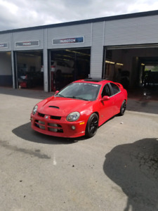 Dodge neon SRT-4 stage3 370whp