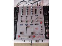 3 Channel Xone:32 Mixer
