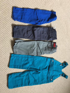 Boy 18-24 month pants and overalls
