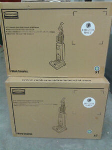 "Rubbermaid 15"" Upright Vacuum Cleaners"