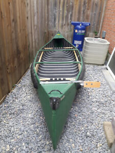 14ft Sportspal Canoe with motor